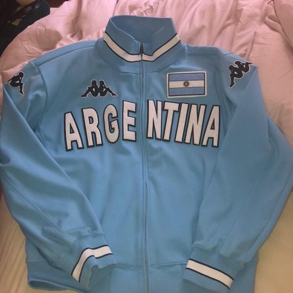 Tarjeta postal pétalo Piscina  Kappa Jackets & Coats | Argentina Jacket | Poshmark